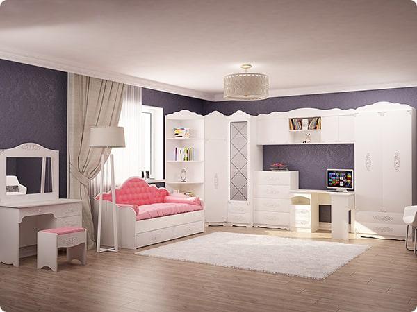 Детская комната Ассоль