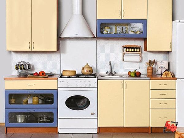 Модульная кухня Галактика 2,0
