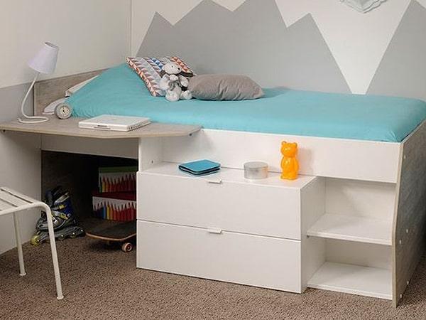Кровать детская Лайф