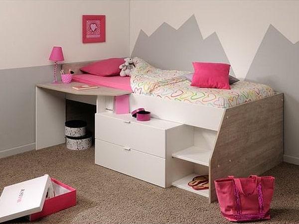 Кровати-горки в детскую комнату