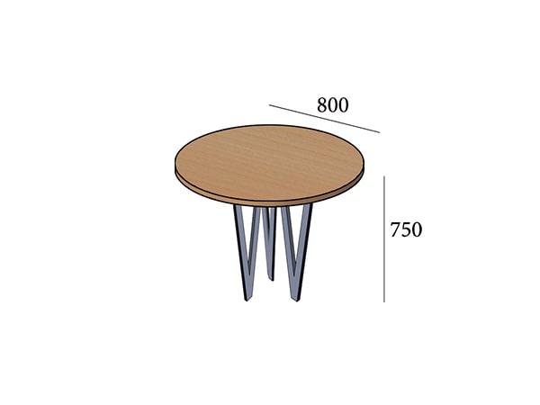 Стол обеденный Ви 3