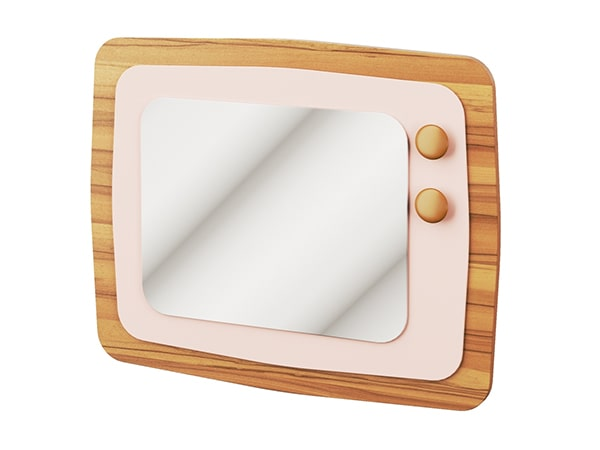 Детская комната Колибри Зеркало