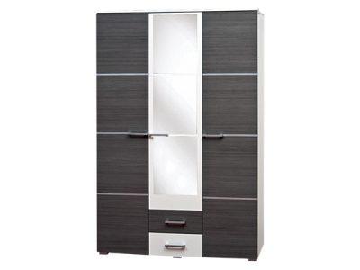 Модульная спальня Круиз Шкаф 3Д