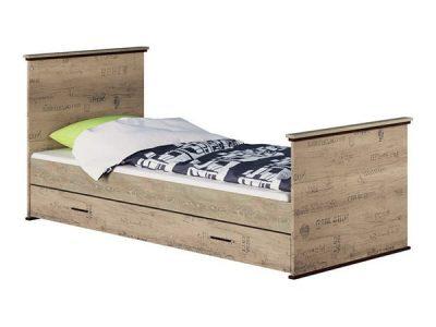 Полутораспальные детские кровати
