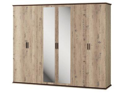 Модульная система Палермо Шкаф 6Д