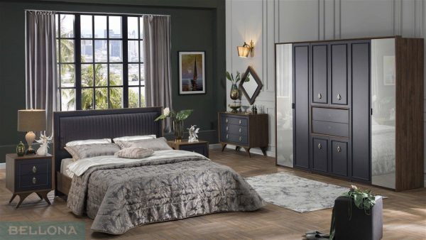Кровать двуспальная Allegro TM Bellona
